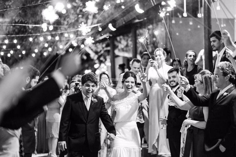 Letícia e Rodrigo - Casamento