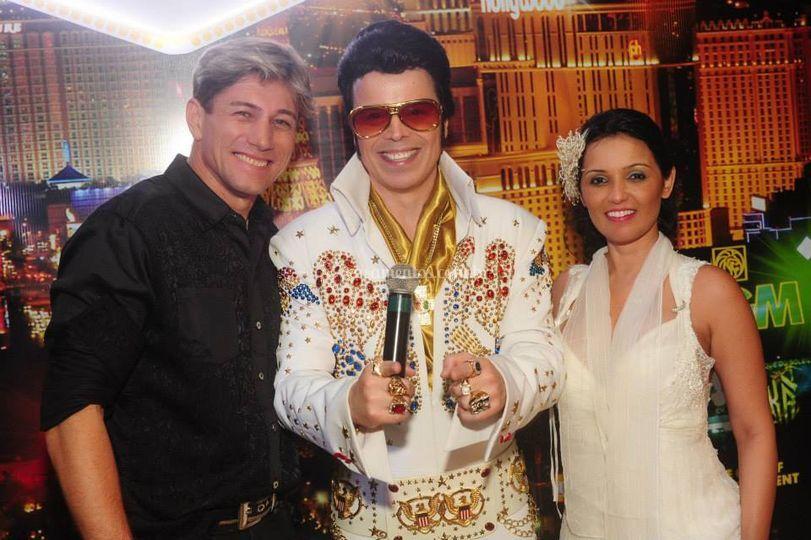 Elvis Cover Sérgio Queiroz