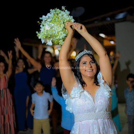 Casamento vanessa e divalmar