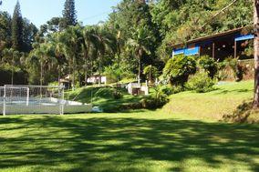 Vista Campo e Salão de Festas