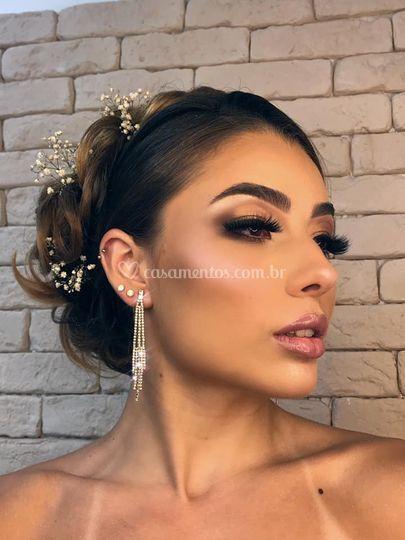 Luíze Derzette Beauty Artist