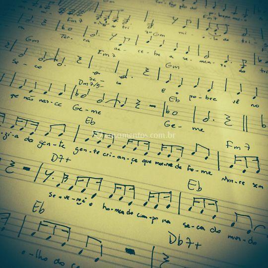 Manuscrito - Canção