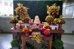 Mesa de bolo em madeira de Nuance Produ��es