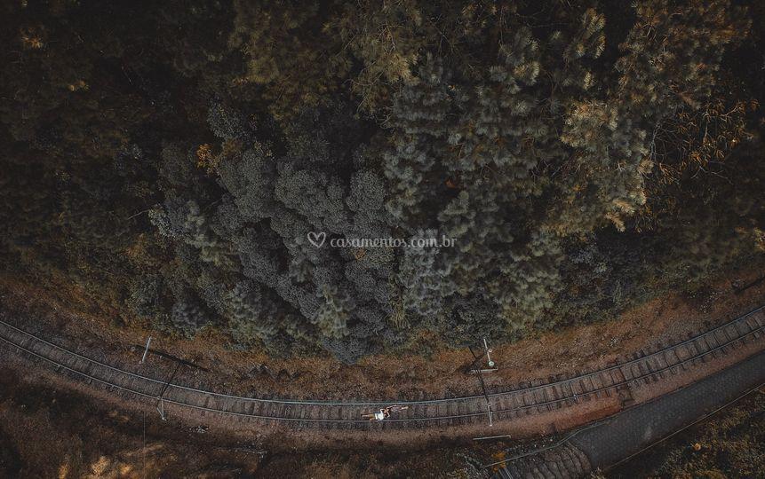 Fotos com Drone