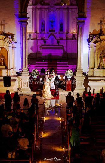 Iluminação decorativa casament
