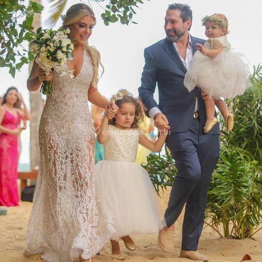 Casamento Dani e Fabio