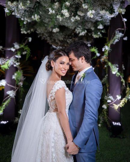 Casamento Helô e Lucas