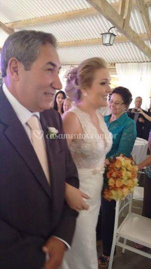Noiva Ana Luiza