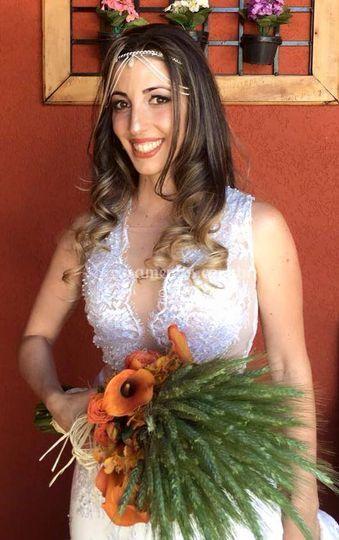 Noiva Aline