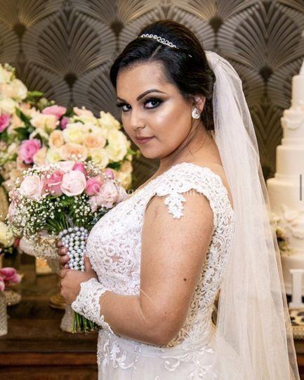 Noiva Cristiane