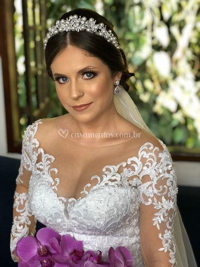 Noiva Nicole