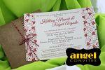 Convite de Angel Convites