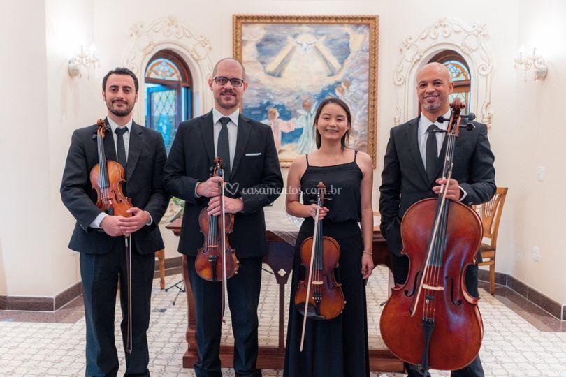 Quartetto de Cordas Wmello