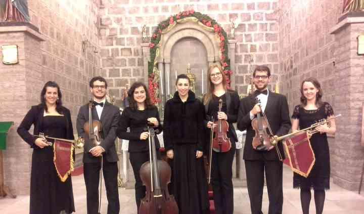 Soprano e trompetes