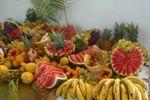 Mesa de fruta de Ch�cara Vale das �guas