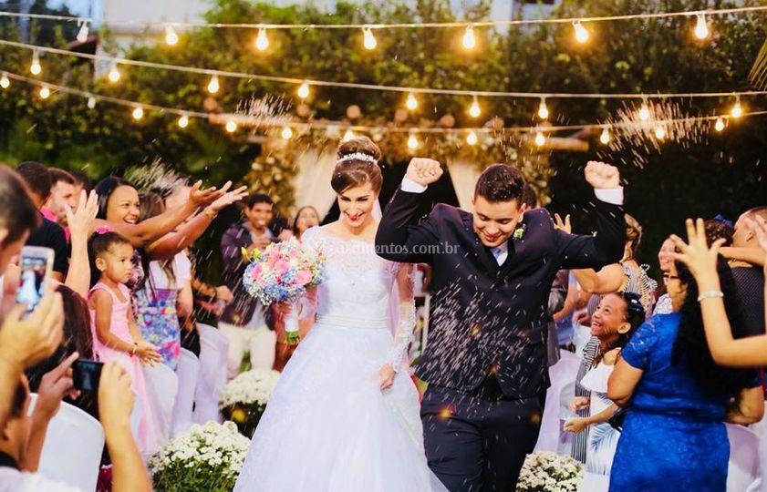 Casamento Jessica & Sebastiao