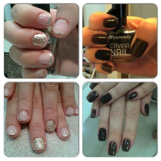 Manicure e unhas decoradas