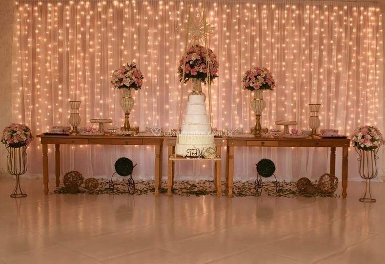 Decoração de casamento Fran W