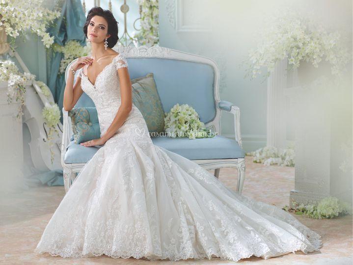 db698432020c Vestido de noiva de Tutti Sposa