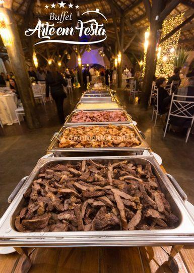 Buffet Arte em Festa Buffet Ar