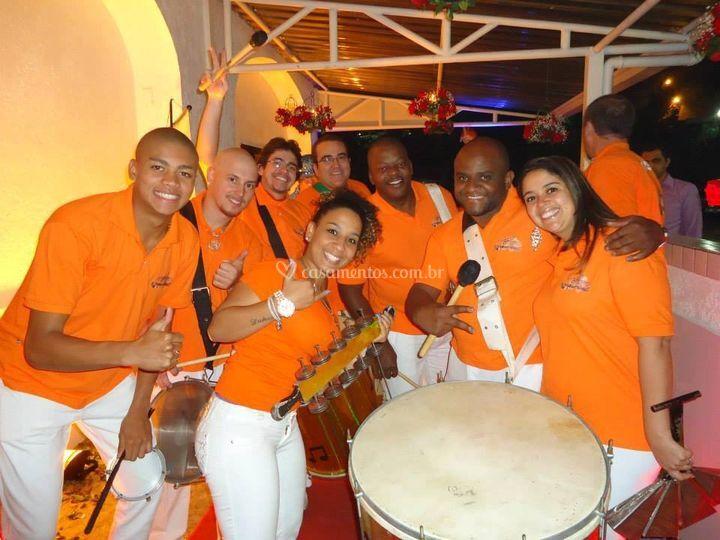 Novo Samba Show - Casamento