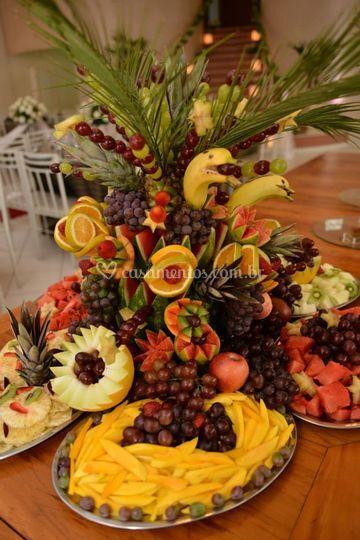 Ilha de frutas
