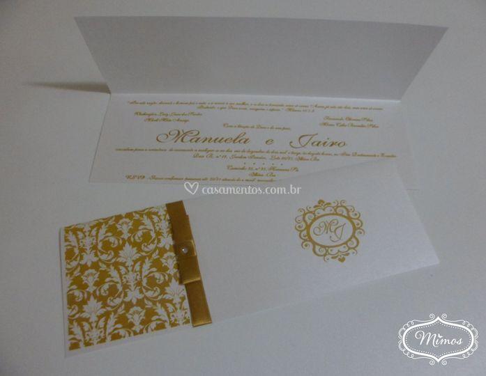 Convite Florença-carteira