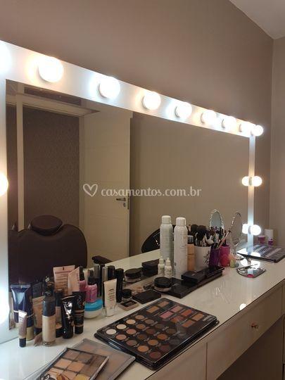 Studio de maquiagem Curitiba