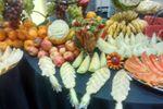 Mesa de frutas de Cana� Buffet