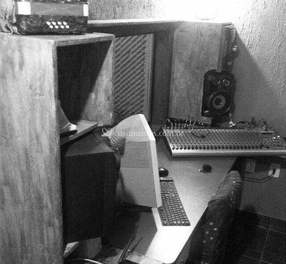Estúdio da LuxMusic