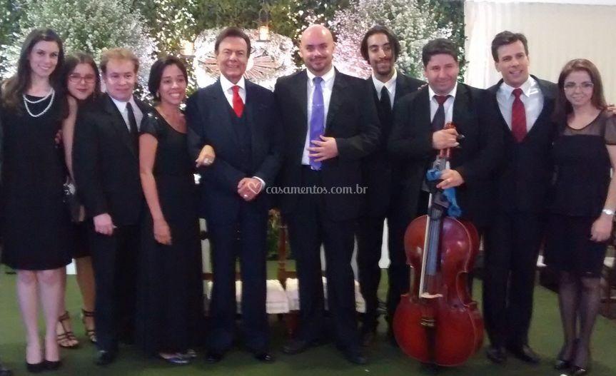 Casamento com Agnaldo Rayol