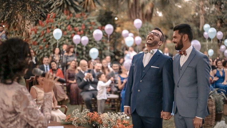Casamento Caio e Gê
