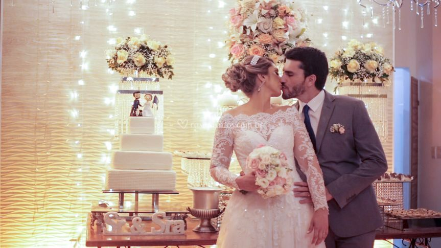 Fernanda e Davi em BH