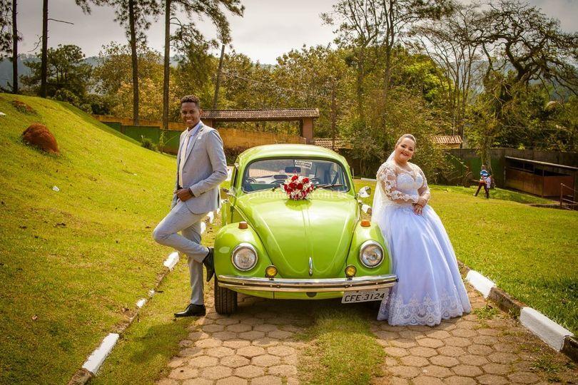 Casamento com estilo