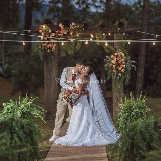 Casamento no campo !!!
