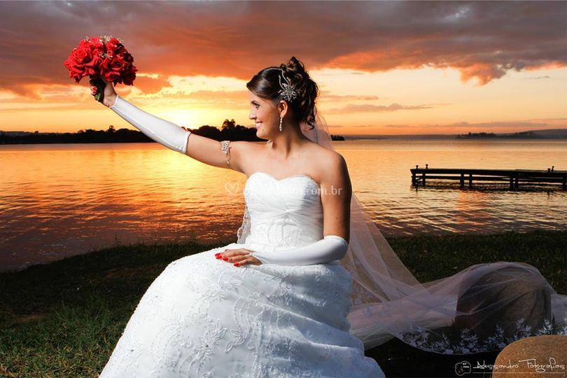 Noiva Sanmella
