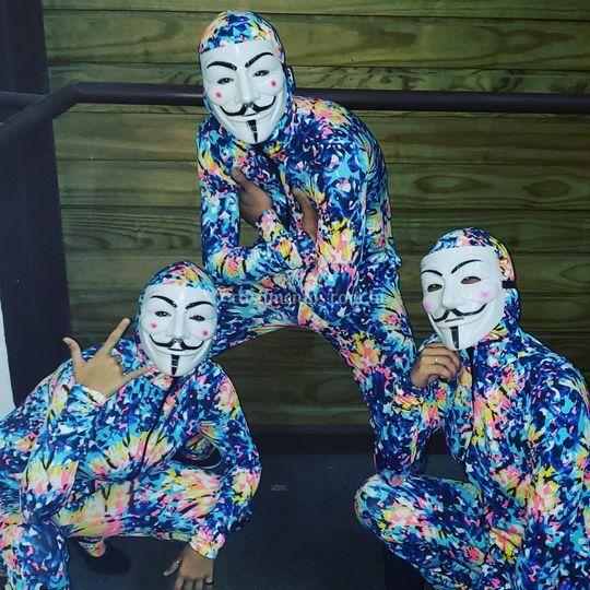 Mascarados 2