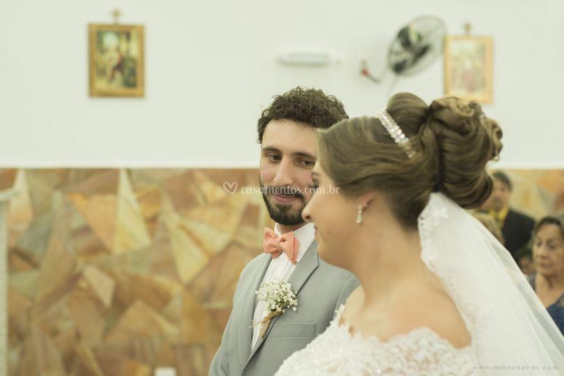 Aquele olhar q toda noiva qer