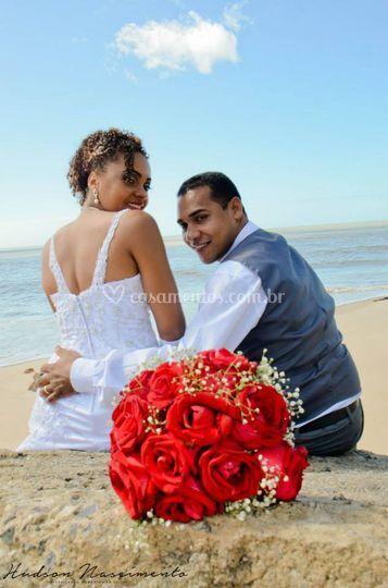 Ensaio pós-casamento