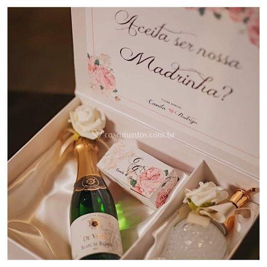 Baby champanhe