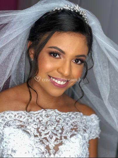 Noiva Larissa