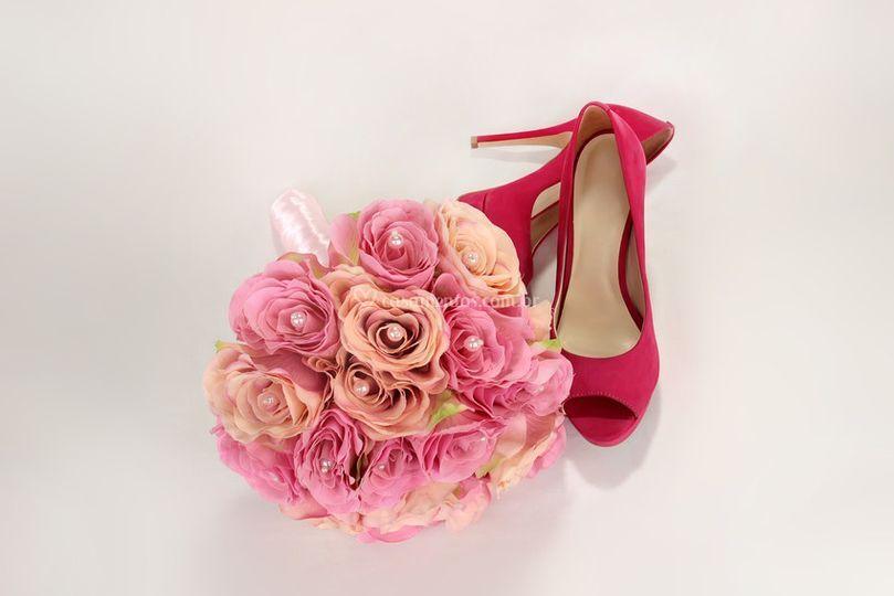 Buque rosas