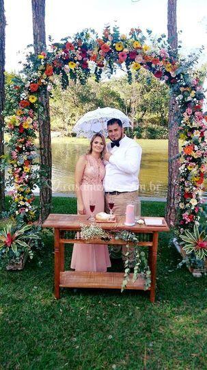 Ceia para casamentos