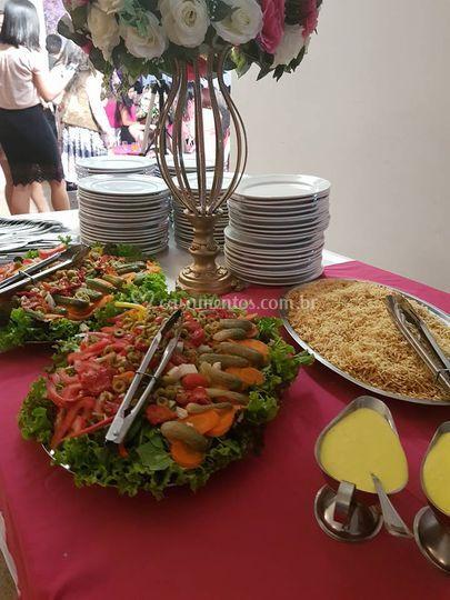 Saladas Tropicais