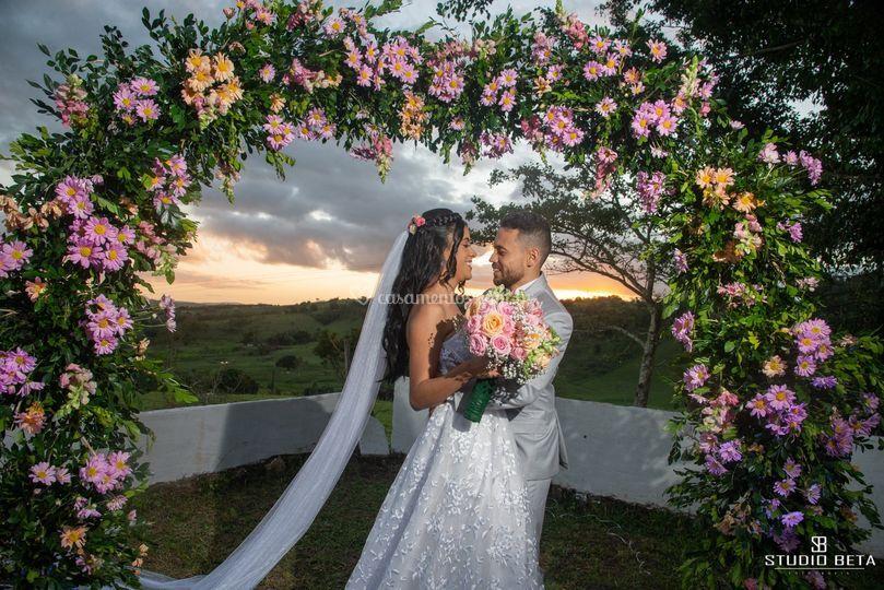 Casamento no campo - Viçosa-AL