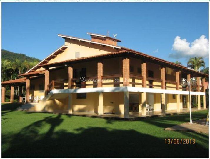 Vista Casa Principal