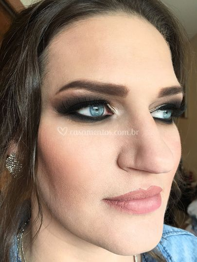 Makeup convidada