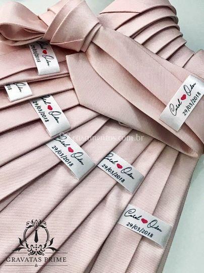 Gravatas Personalizadas  ♥