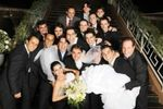 Fotos de casamento de Leandro Mendes