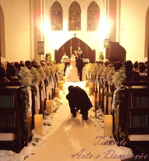 Casamento Igreja Luterana